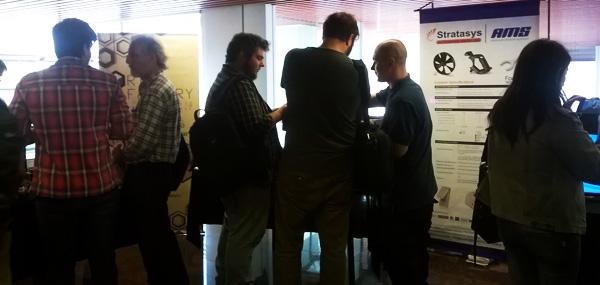 AMS participó del III Congreso de la Cámara Argentina de Impresión 3D