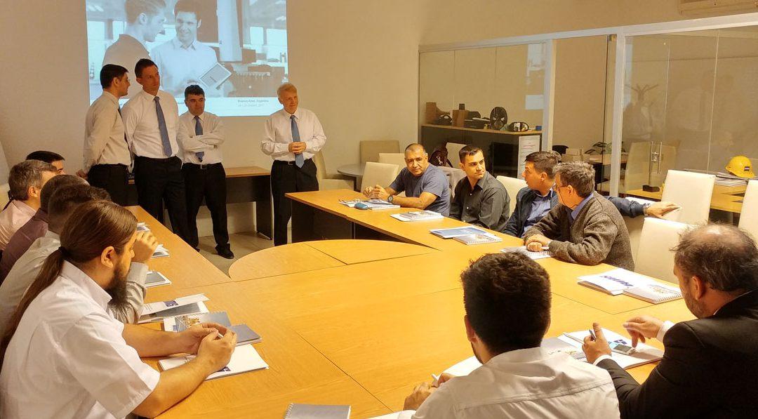 Seminario de actualización tecnológica en AMS