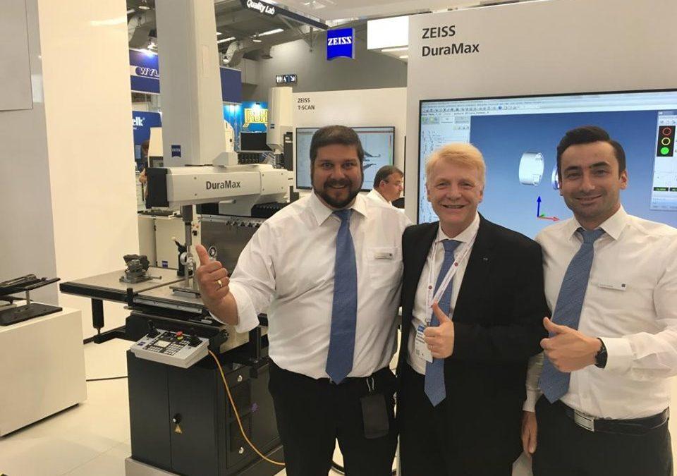 Estuvimos presentes en EMO Hannover 2019