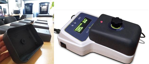 Piezas de impresión 3D para test de diagnóstico rápido de Covid-19